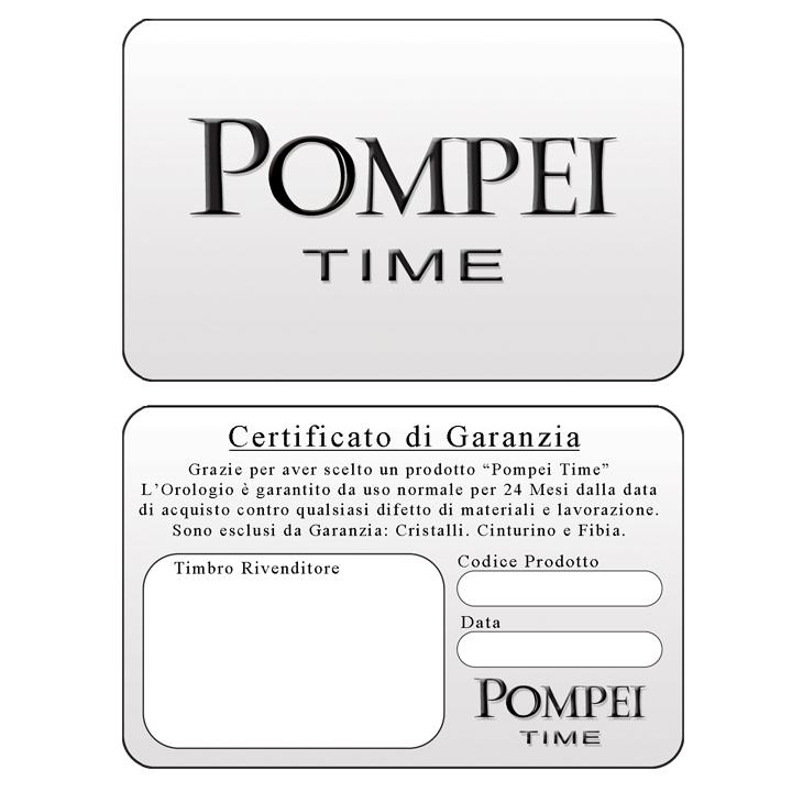 Garanzia Pompei Time