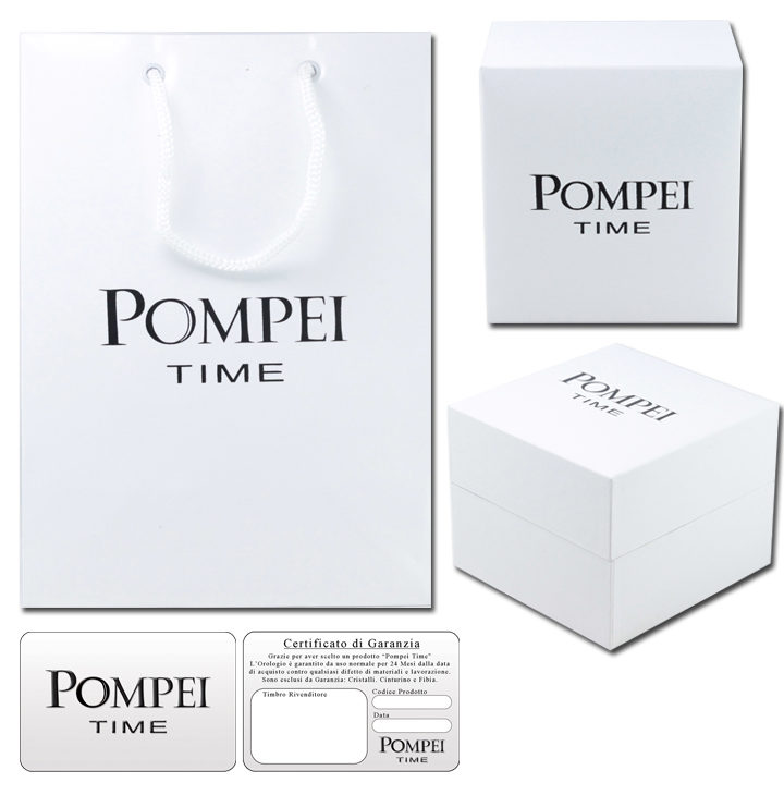 Packaging Pompei Time